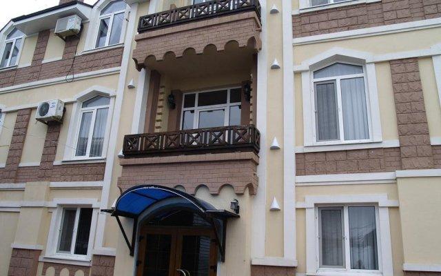 Катран Отель вид на фасад