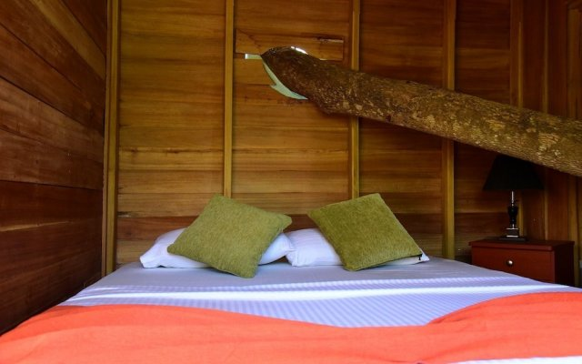 Wilpattu Tree House Hotel комната для гостей