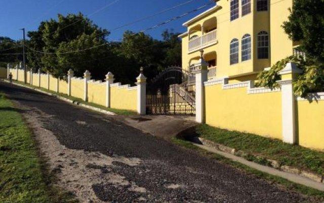 Отель Pura Vida Jamaica Ямайка, Фалмут - отзывы, цены и фото номеров - забронировать отель Pura Vida Jamaica онлайн вид на фасад
