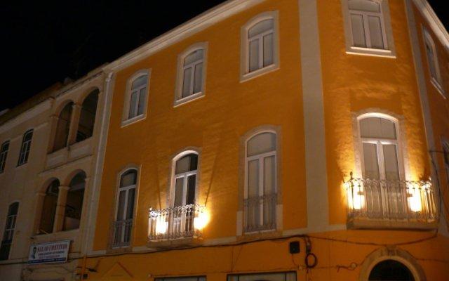 Отель Temple Suites Guest House Португалия, Портимао - отзывы, цены и фото номеров - забронировать отель Temple Suites Guest House онлайн вид на фасад