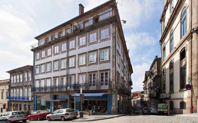 Апартаменты Casas do Porto Ribeira вид на фасад