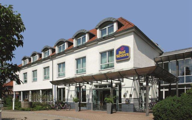 Best Western Hotel Heidehof вид на фасад
