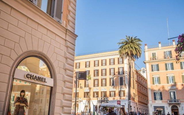 Отель Rome55 Италия, Рим - отзывы, цены и фото номеров - забронировать отель Rome55 онлайн вид на фасад