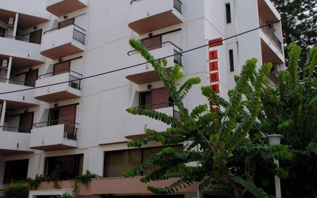 Отель Yiorgos Греция, Кос - отзывы, цены и фото номеров - забронировать отель Yiorgos онлайн вид на фасад