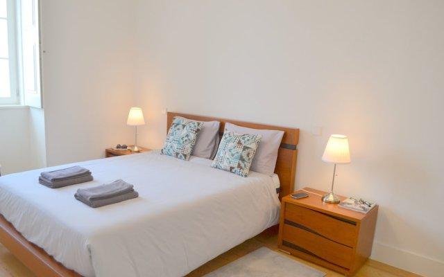Отель RH Mouraria Garden комната для гостей