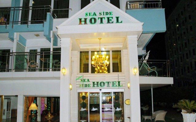 Sea Side Hotel вид на фасад