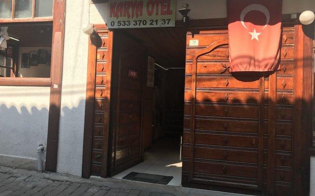 Karya Apart Турция, Мугла - отзывы, цены и фото номеров - забронировать отель Karya Apart онлайн вид на фасад
