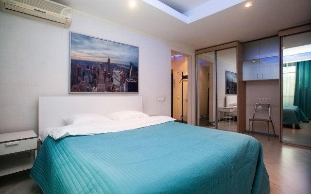 Гостиница Kvart Boutique Kiyevskiy комната для гостей
