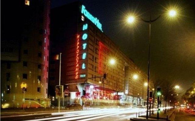 Forest Hill La Villette Hotel вид на фасад