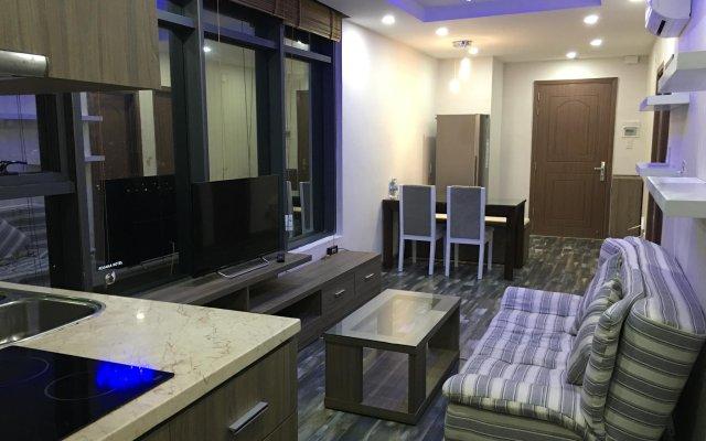 Апартаменты Nha Trang Star Beach Apartments комната для гостей