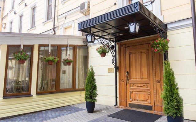 Гостиница Мойка 5 вид на фасад