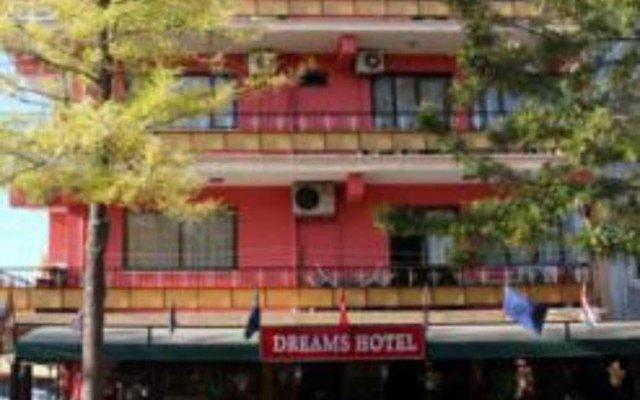 Dreams Hotel вид на фасад