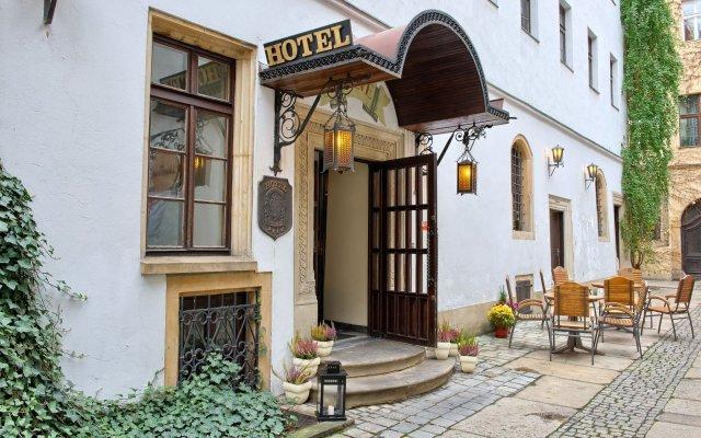 Hotel Dwór Polski вид на фасад