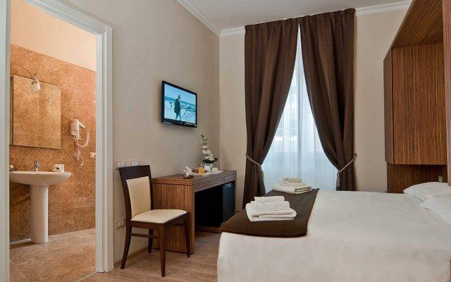 Hotel Roma Vaticano комната для гостей