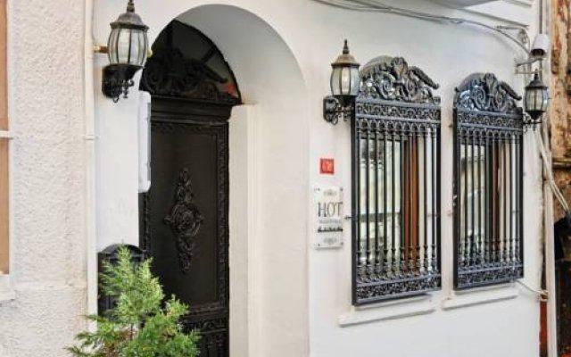 Metro Suites Taksim Турция, Стамбул - отзывы, цены и фото номеров - забронировать отель Metro Suites Taksim онлайн вид на фасад
