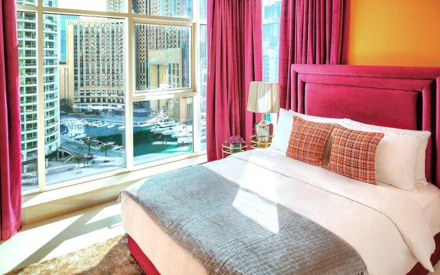 Отель Luxury Staycation - Continental Tower комната для гостей