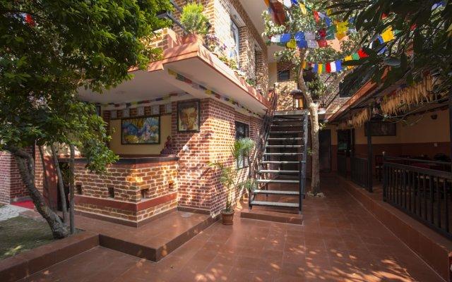 Отель Gurung's Home Непал, Катманду - отзывы, цены и фото номеров - забронировать отель Gurung's Home онлайн вид на фасад