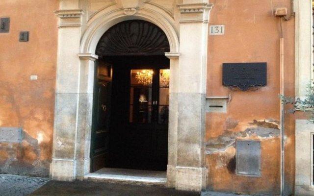 DOM Hotel Roma вид на фасад