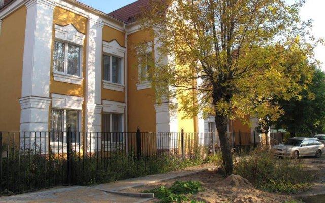 Мини-Отель На Казанской вид на фасад