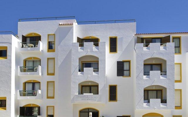 Отель Cheerfulway Cerro Atlântico Apartamentos Португалия, Албуфейра - отзывы, цены и фото номеров - забронировать отель Cheerfulway Cerro Atlântico Apartamentos онлайн вид на фасад