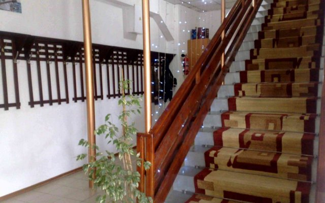 Galian Hotel вид на фасад