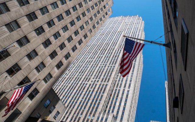 Отель The Alfie - Corporate Apartment США, Нью-Йорк - отзывы, цены и фото номеров - забронировать отель The Alfie - Corporate Apartment онлайн вид на фасад