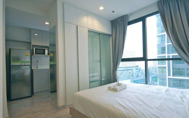 Отель Cozy at Nine - BKK Guest House Таиланд, Бангкок - отзывы, цены и фото номеров - забронировать отель Cozy at Nine - BKK Guest House онлайн комната для гостей
