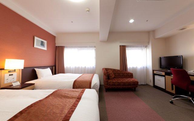 Отель Hokke Club Fukuoka Хаката комната для гостей