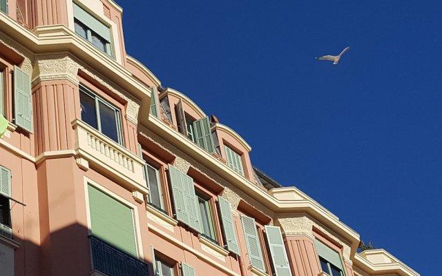 Отель Charmant Studio - Centre de Nice Франция, Ницца - отзывы, цены и фото номеров - забронировать отель Charmant Studio - Centre de Nice онлайн вид на фасад
