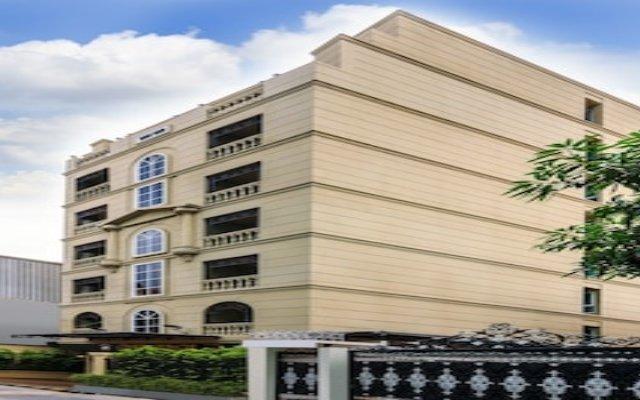 Отель L.a. Residence 49 Бангкок вид на фасад