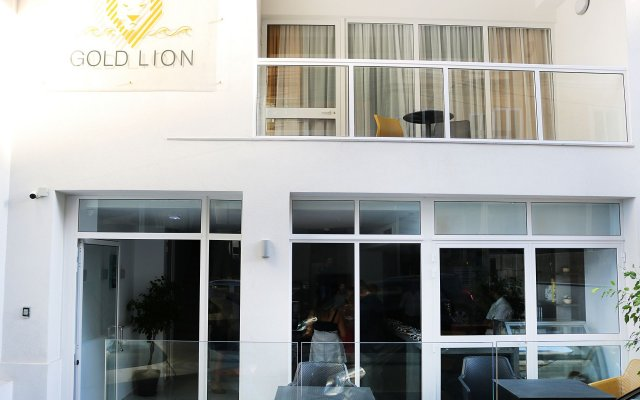 Отель Gold Lion Residensea Сан Джулианс вид на фасад