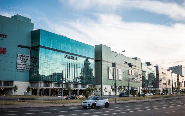 Гостиница Apartservice Navigator в Москве отзывы, цены и фото номеров - забронировать гостиницу Apartservice Navigator онлайн Москва вид на фасад