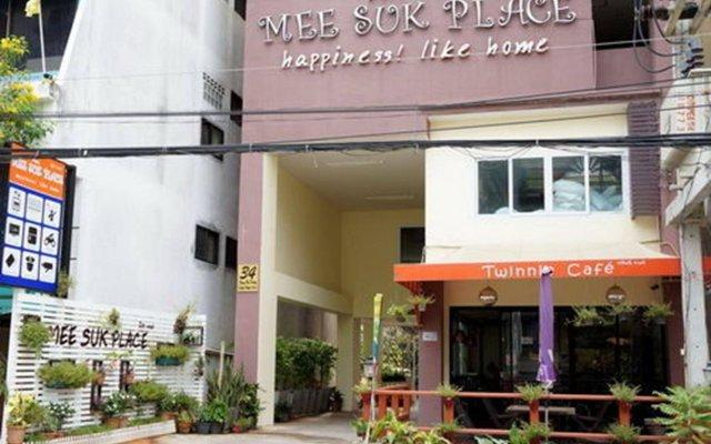Отель Meesuk Place вид на фасад