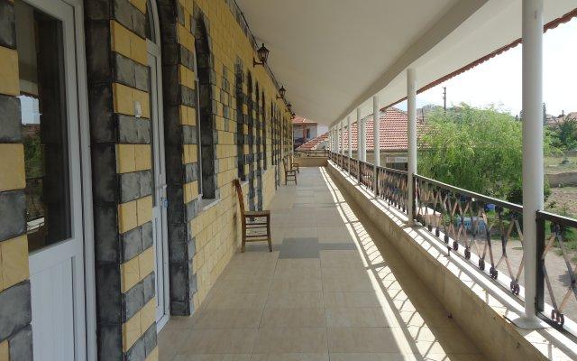 Ihlara Akar Hotel Турция, Селиме - отзывы, цены и фото номеров - забронировать отель Ihlara Akar Hotel онлайн вид на фасад