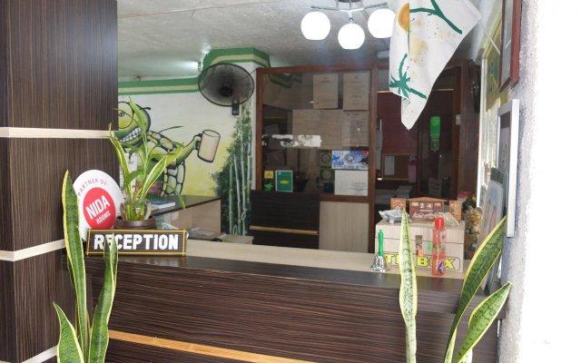 Отель Turtle Inn Resort Филиппины, остров Боракай - 1 отзыв об отеле, цены и фото номеров - забронировать отель Turtle Inn Resort онлайн вид на фасад