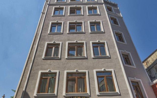 Отель By Murat Hotels Galata вид на фасад