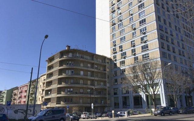 Отель LV Premier Amoreiras AM1 Португалия, Лиссабон - отзывы, цены и фото номеров - забронировать отель LV Premier Amoreiras AM1 онлайн вид на фасад