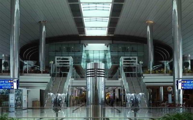 Dubai International Airport Terminal 3 Hotel