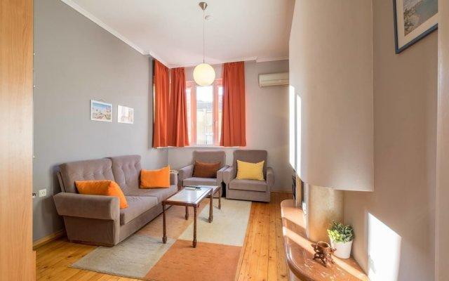 Отель FM Premium 1-BDR Apartment - Business Location Болгария, София - отзывы, цены и фото номеров - забронировать отель FM Premium 1-BDR Apartment - Business Location онлайн комната для гостей