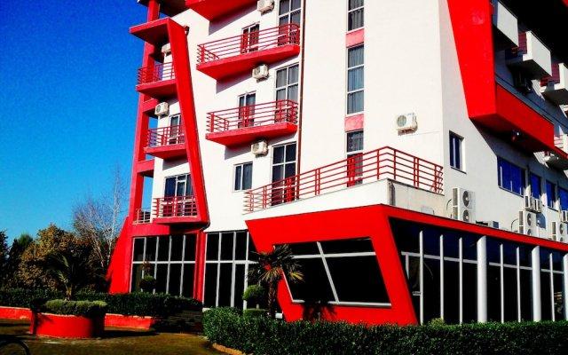 Hotel Class вид на фасад