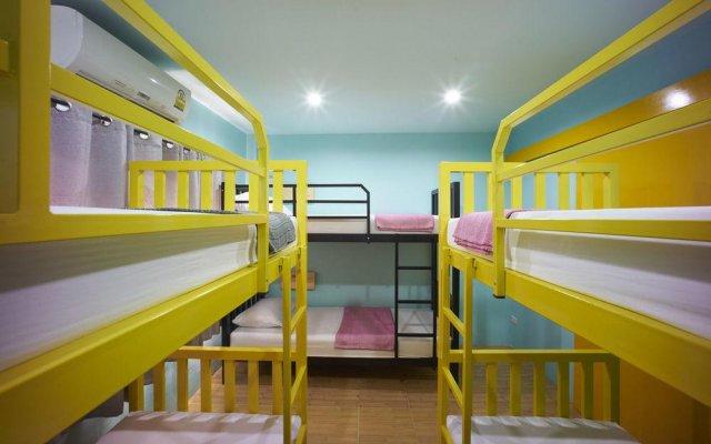 Отель 305 Hostel Таиланд, Бангкок - отзывы, цены и фото номеров - забронировать отель 305 Hostel онлайн вестибюль