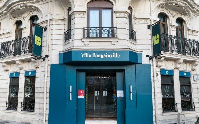 Отель Villa Bougainville by Happyculture Франция, Ницца - 5 отзывов об отеле, цены и фото номеров - забронировать отель Villa Bougainville by Happyculture онлайн вид на фасад