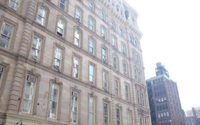 Отель Macy Empire Apartments США, Нью-Йорк - отзывы, цены и фото номеров - забронировать отель Macy Empire Apartments онлайн вид на фасад