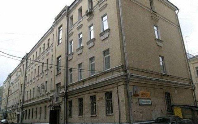 Гостиница на Петровке вид на фасад