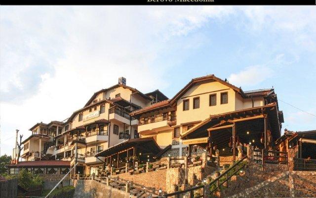 Hotel Manastir Berovo