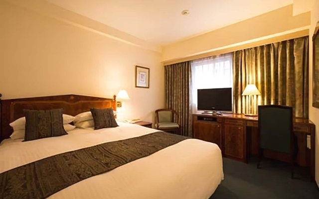 Отель Dukes Hakata Хаката комната для гостей