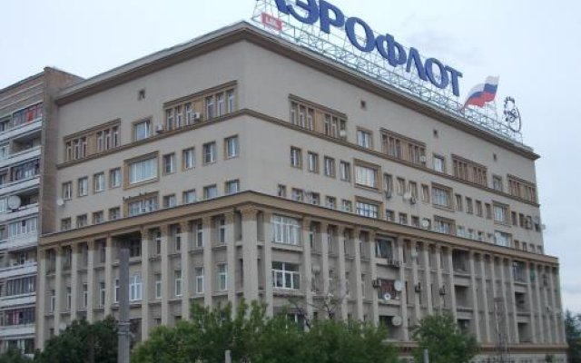 Мини-Отель Шаманка вид на фасад