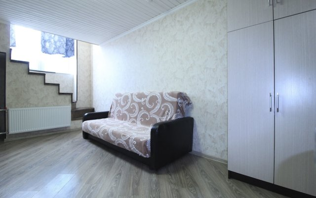 Апартаменты Flats of Moscow Bi-Level Apartments Москва комната для гостей