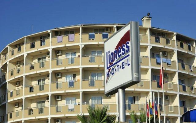 Lioness Hotel Турция, Аланья - отзывы, цены и фото номеров - забронировать отель Lioness Hotel онлайн вид на фасад