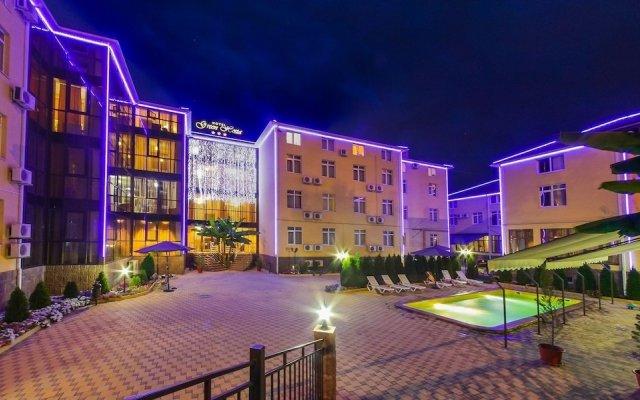 Гостиница Green Hosta в Сочи 2 отзыва об отеле, цены и фото номеров - забронировать гостиницу Green Hosta онлайн вид на фасад